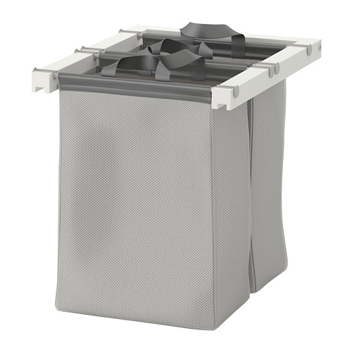 IKEA KOMPLEMENT Pull Out Storage Bag The Bag Is Easy To Lift And Carry Since