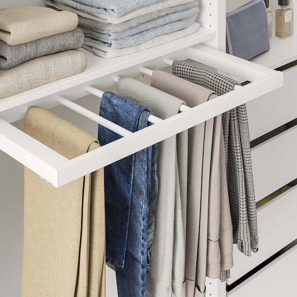 IKEA Clothes Hangers Trouser Hangers