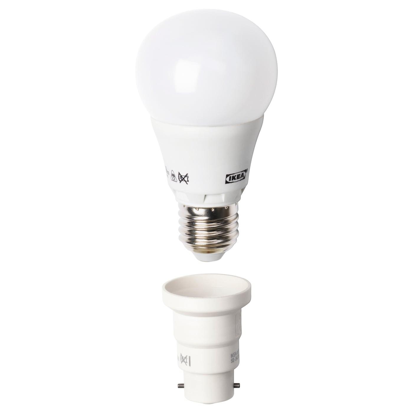 koppla b22 to e27 bulb converter ikea. Black Bedroom Furniture Sets. Home Design Ideas