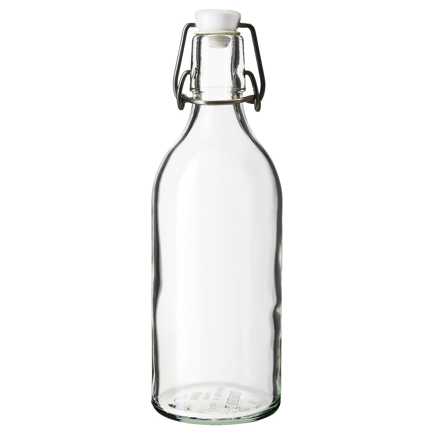 IKEA KORKEN bottle with stopper Tight-fitting stopper that prevents leakage.