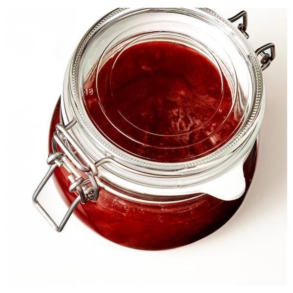 IKEA KORKEN Jar with lid