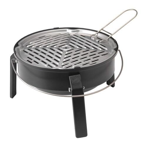 Ikea KorpÖn Portable Charcoal Barbecue