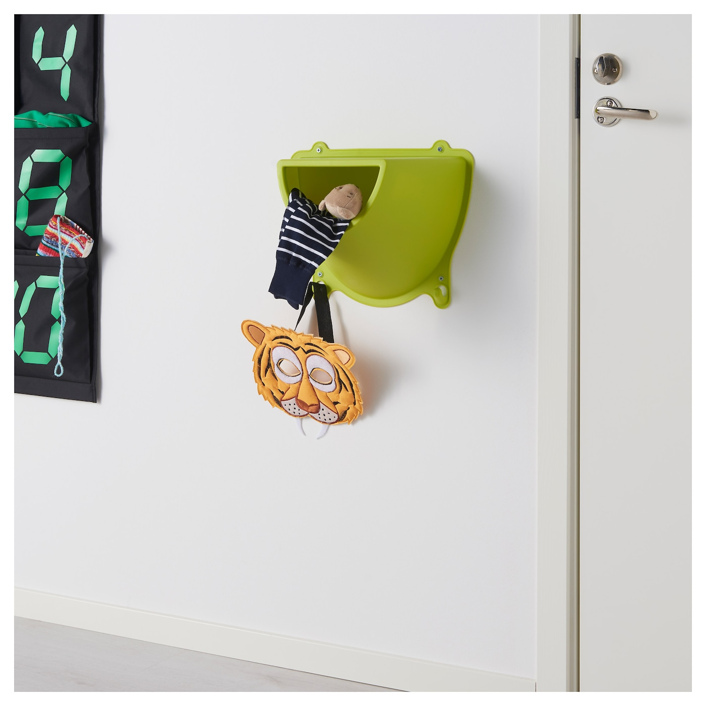 IKEA KROKIG wall storage with hooks