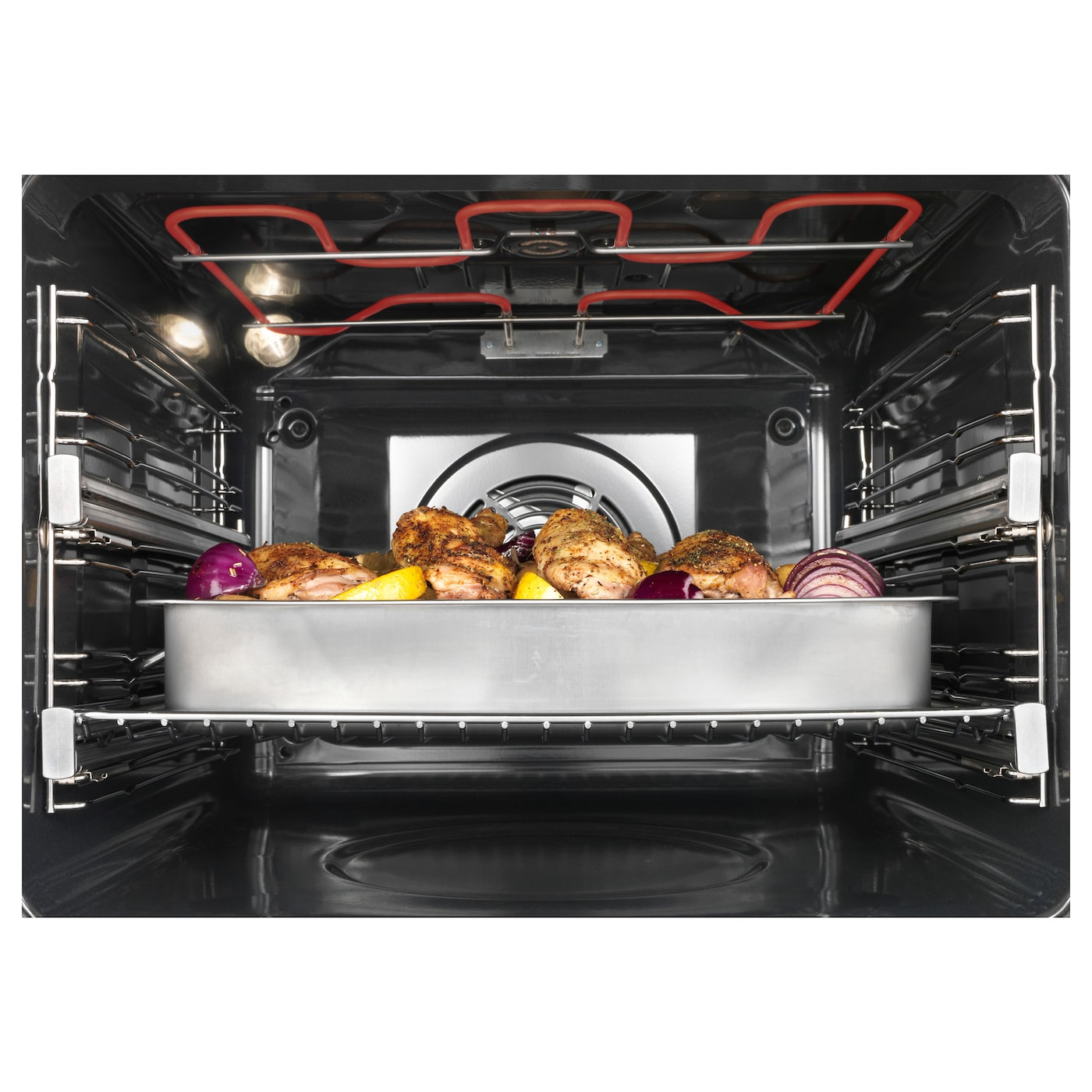 IKEA KULINARISK forced air oven w pyrolytic funct