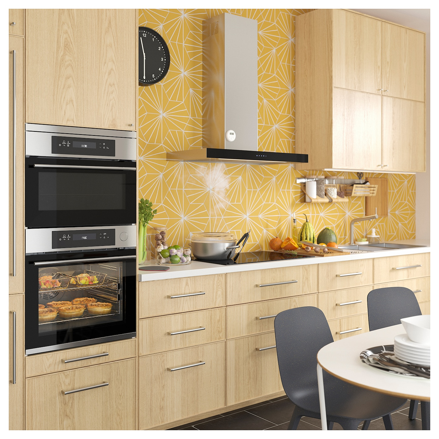 KULINARISK Microwave combi with forced air