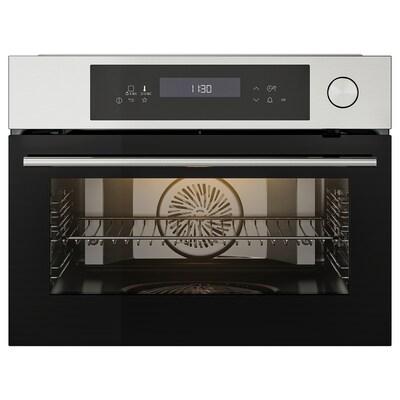 KULINARISK steam oven stainless steel 59.4 cm 56.7 cm 45.5 cm 143 cm 43 l 29.70 kg