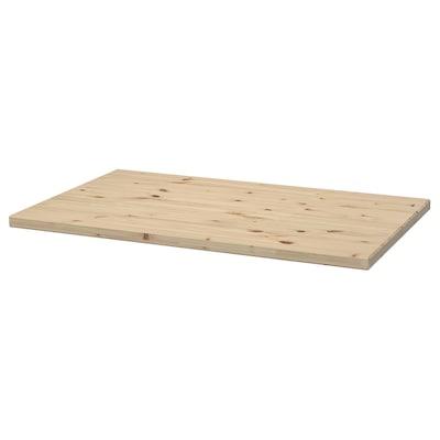 KULLABERG Table top, pine, 110x70 cm