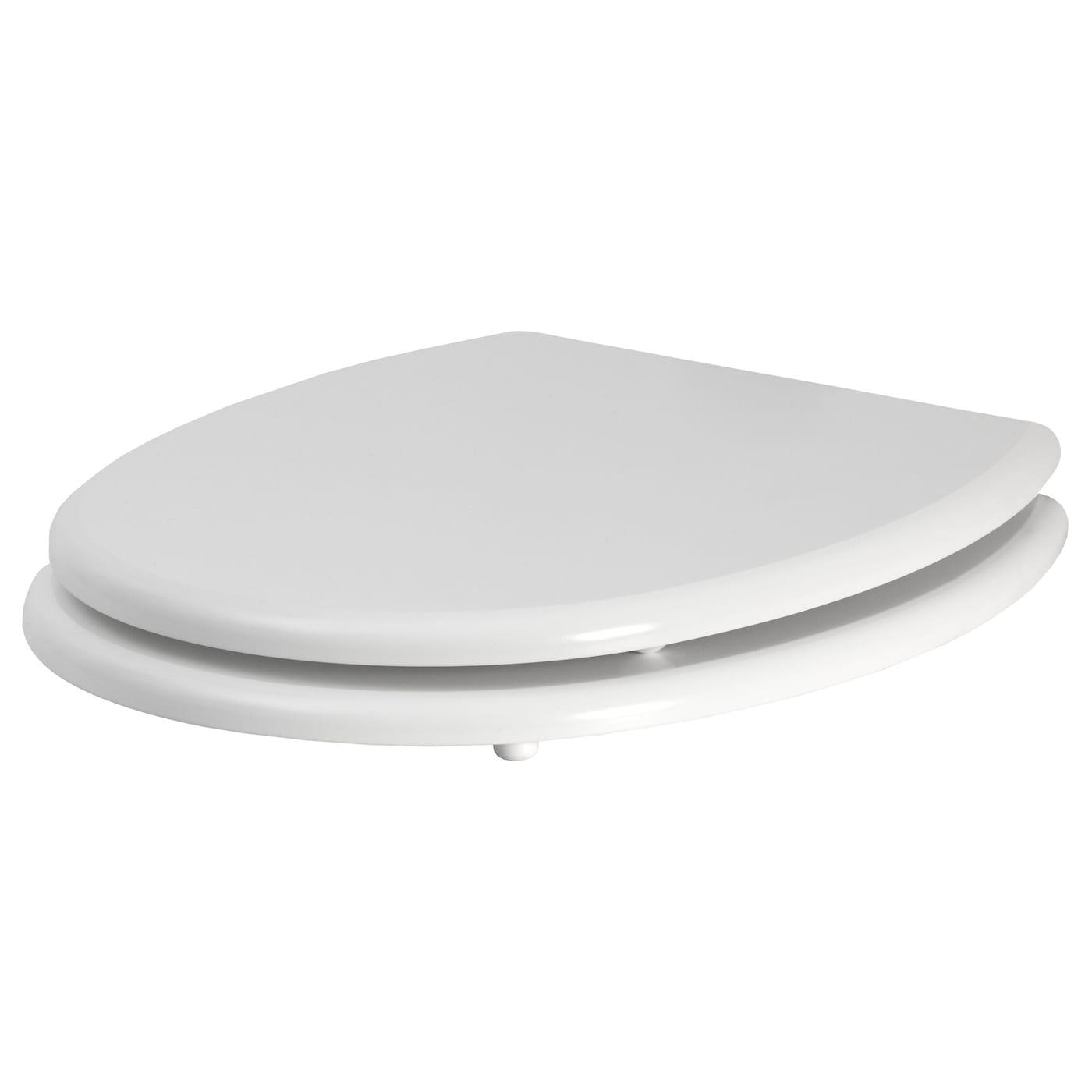 KULLARNA Toilet seat White  IKEA