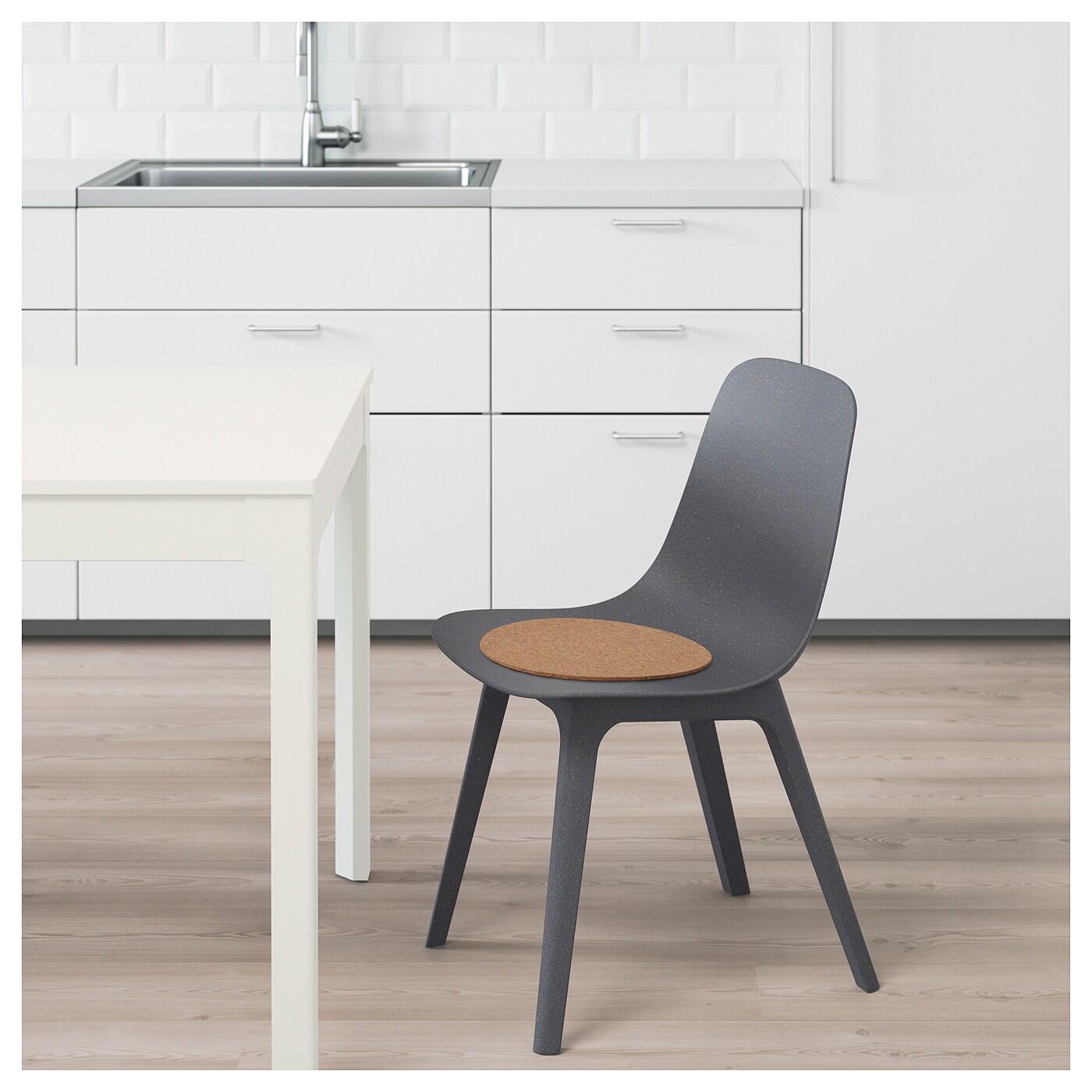KVÄLLSFLY Chair pad Cork 35 cm - IKEA