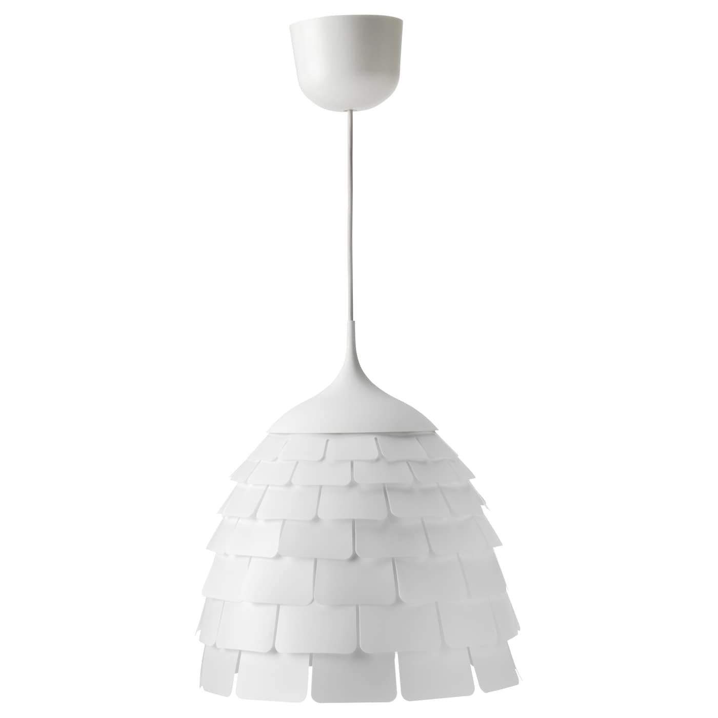 IKEA KVARTÄR pendant lamp Diffused light that provides good general light in the room.