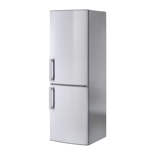IKEA KYLIG fridge/freezer A++ 5 year guarantee. Read about the terms in the guarantee brochure.
