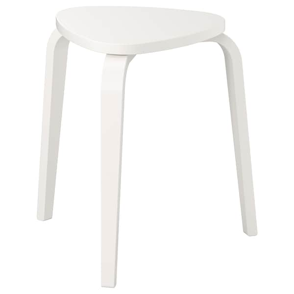 KYRRE Stool, white