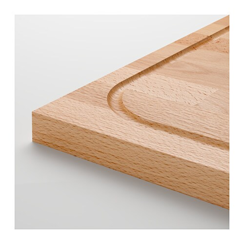 l mplig chopping board bamboo 46x53 cm ikea. Black Bedroom Furniture Sets. Home Design Ideas