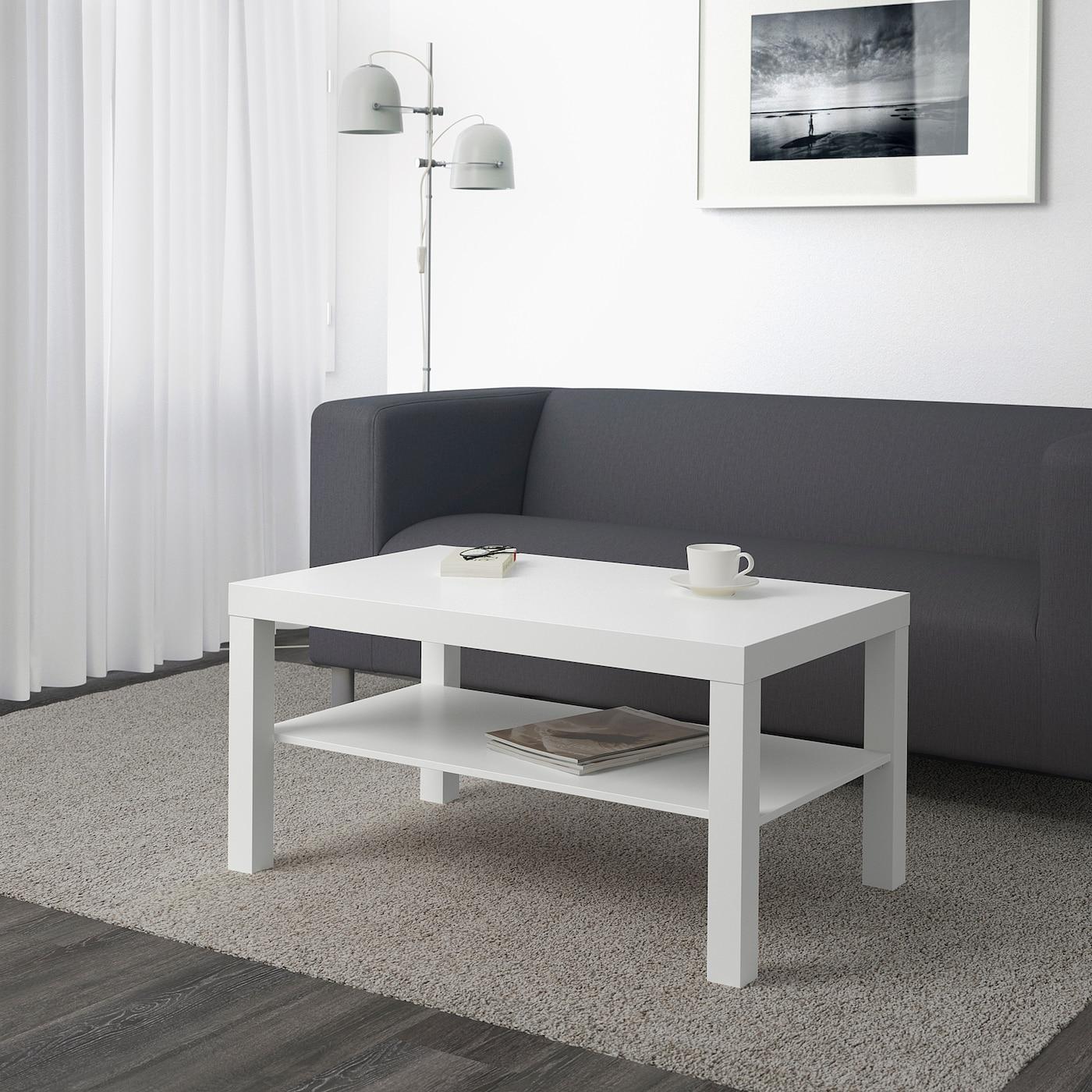 Lack Black Brown Coffee Table 118x78 Cm Ikea [ 1400 x 1400 Pixel ]
