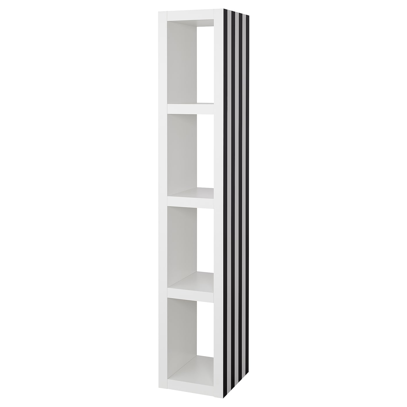 IKEA LACK shelving unit Can also be hung on a wall.