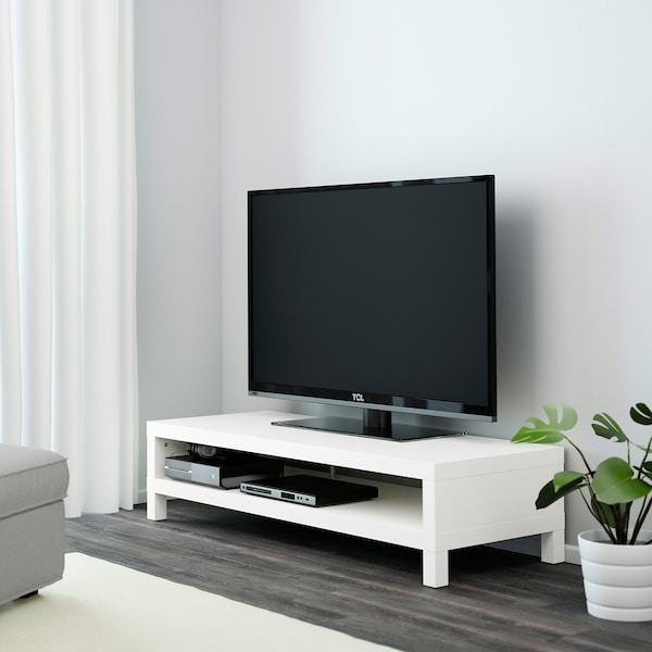 LACK TV bench white 149 cm 55 cm 35 cm 30 kg