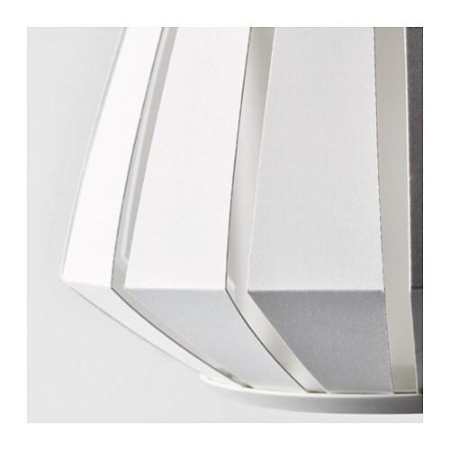 lakheden lamp shade white 55 cm ikea. Black Bedroom Furniture Sets. Home Design Ideas