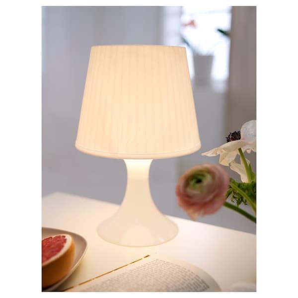 LAMPAN white, Table lamp, 29 cm IKEA