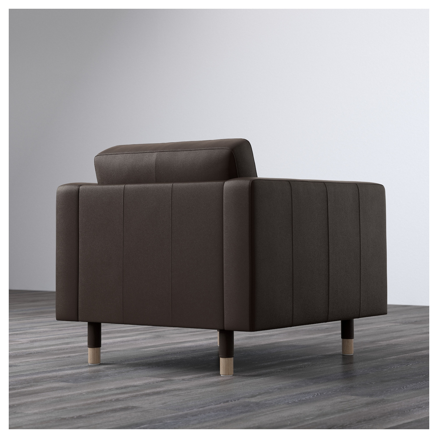 IKEA LANDSKRONA armchair 10 year guarantee. Read about the terms in the guarantee brochure.