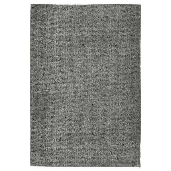 Langsted Rug Low Pile Light Grey