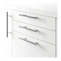 Lansa handle stainless steel 245 mm ikea - Installation salle de bain ikea ...