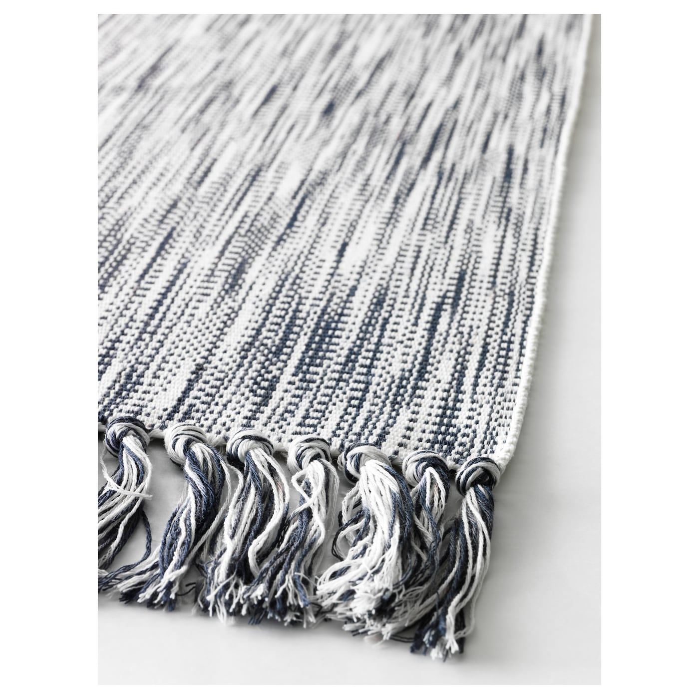 Lappljung Rug Flatwoven Black 80x150 Cm Ikea