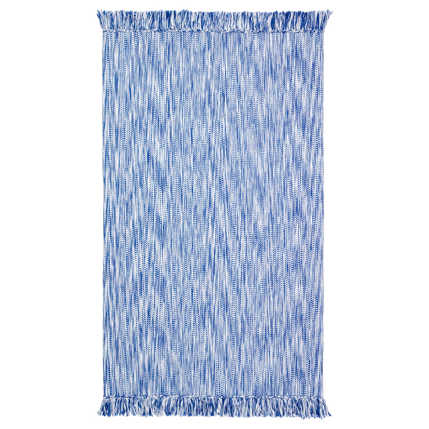IKEA LAPPLJUNG rug, flatwoven Easy to keep clean since it is machine washable.