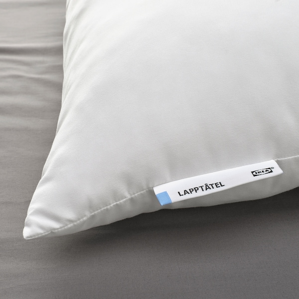 LAPPTÅTEL Pillow, low, 50x80 cm IKEA