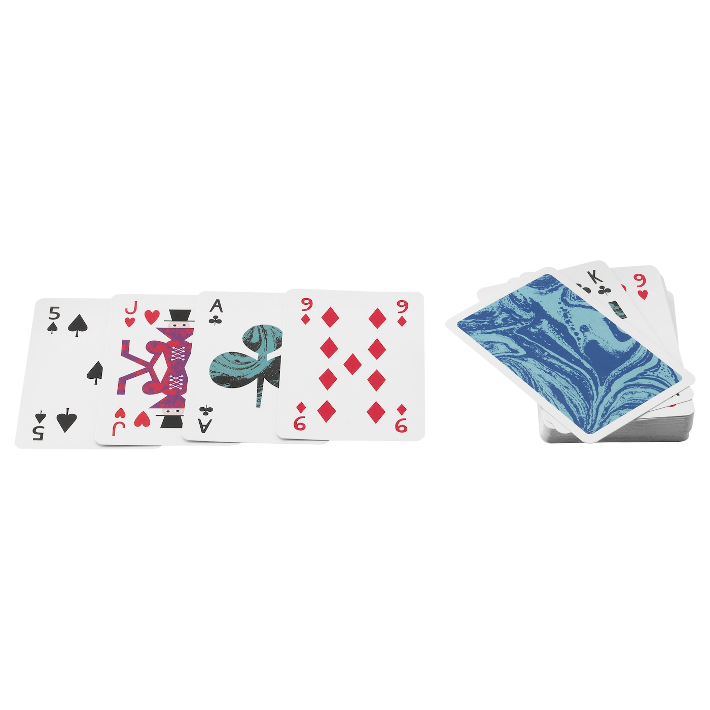 lattjo playing cards ikea. Black Bedroom Furniture Sets. Home Design Ideas