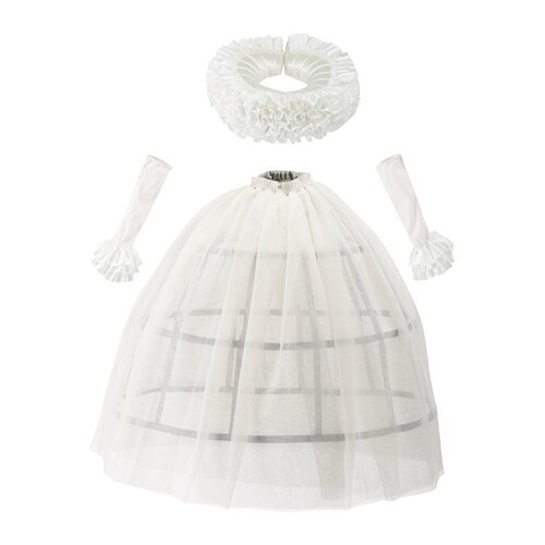 IKEA LATTJO queen costume One size fits all, both children and adults.