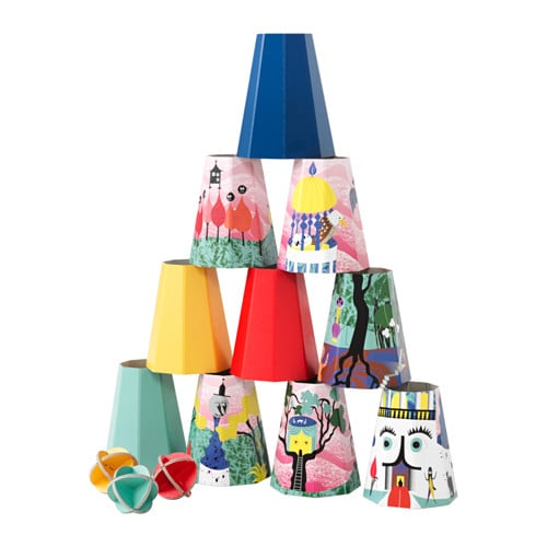 IKEA LATTJO throwing game A fun game that children and adults can play together on the same terms.