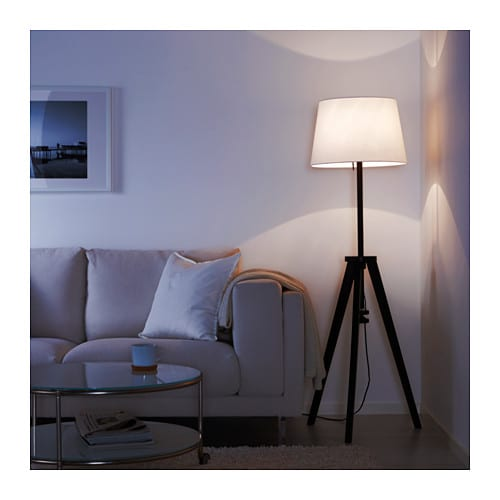 Ikea Malm Bett Lattenrost Rutscht ~ IKEA LAUTERS floor lamp base The height is adjustable to suit your