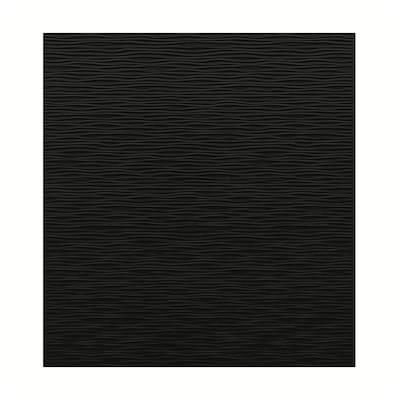 LAXVIKEN Door, black, 60x64 cm