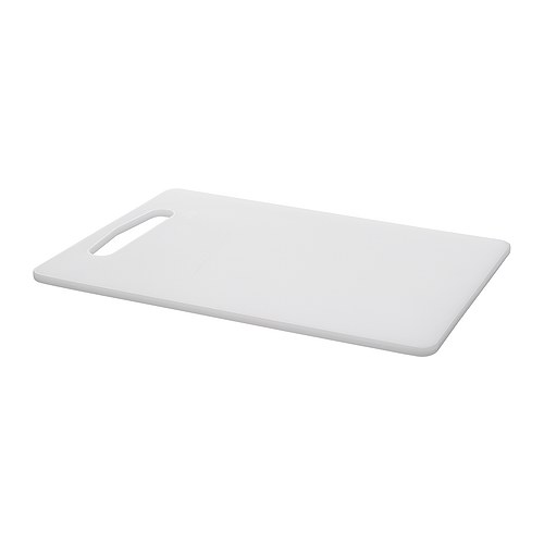 Legitim Chopping Board White 34x24 Cm Ikea