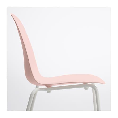 Ikea Leifarne Chair The Self Adjusting Plastic Feet Adds Ility To