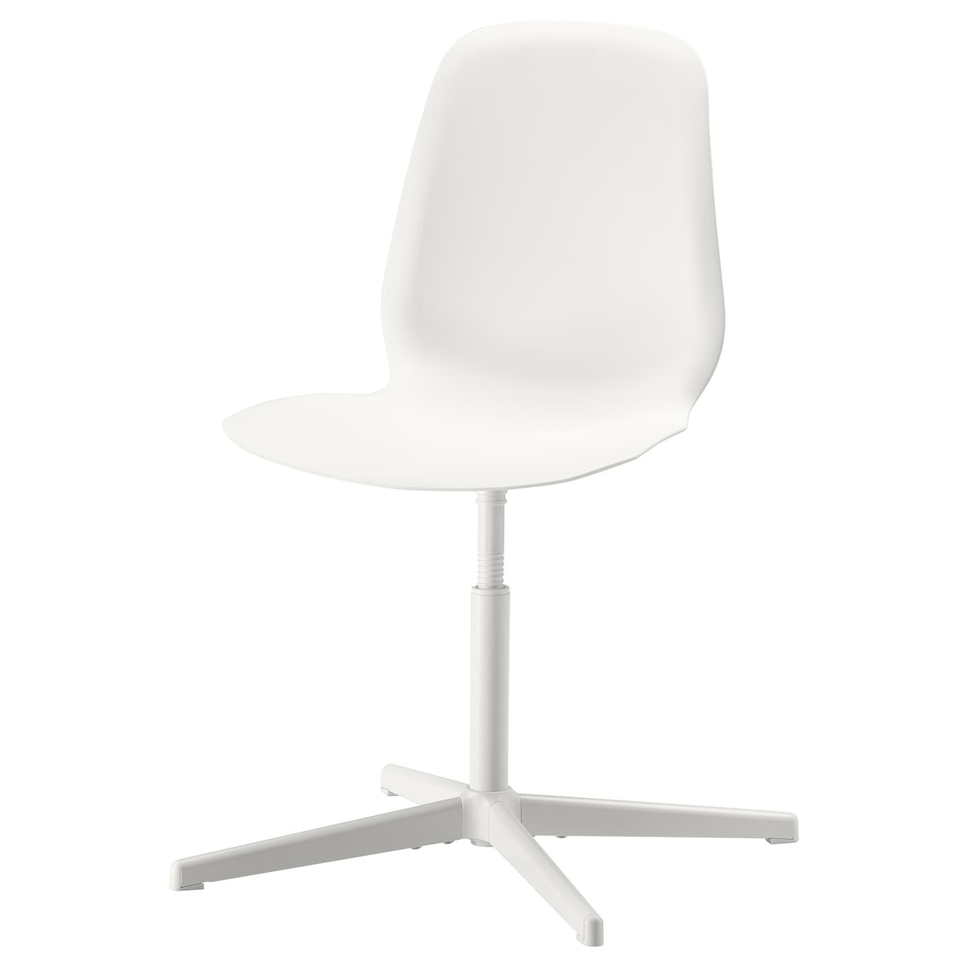 Leifarne White Balsberget White Swivel Chair Ikea
