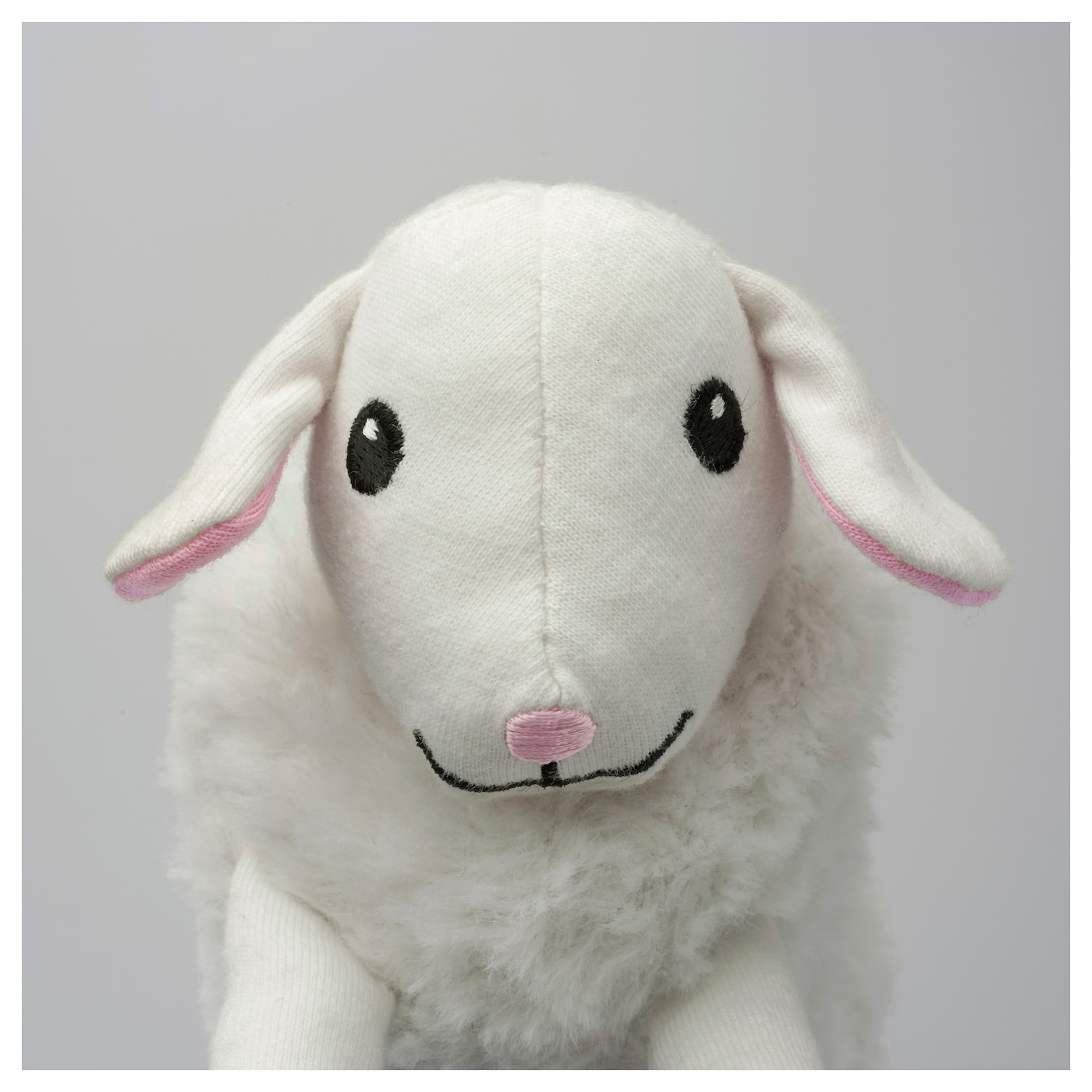 IKEA LEKA musical toy, sheep Stimulates the baby's sight, hearing and sense of touch.
