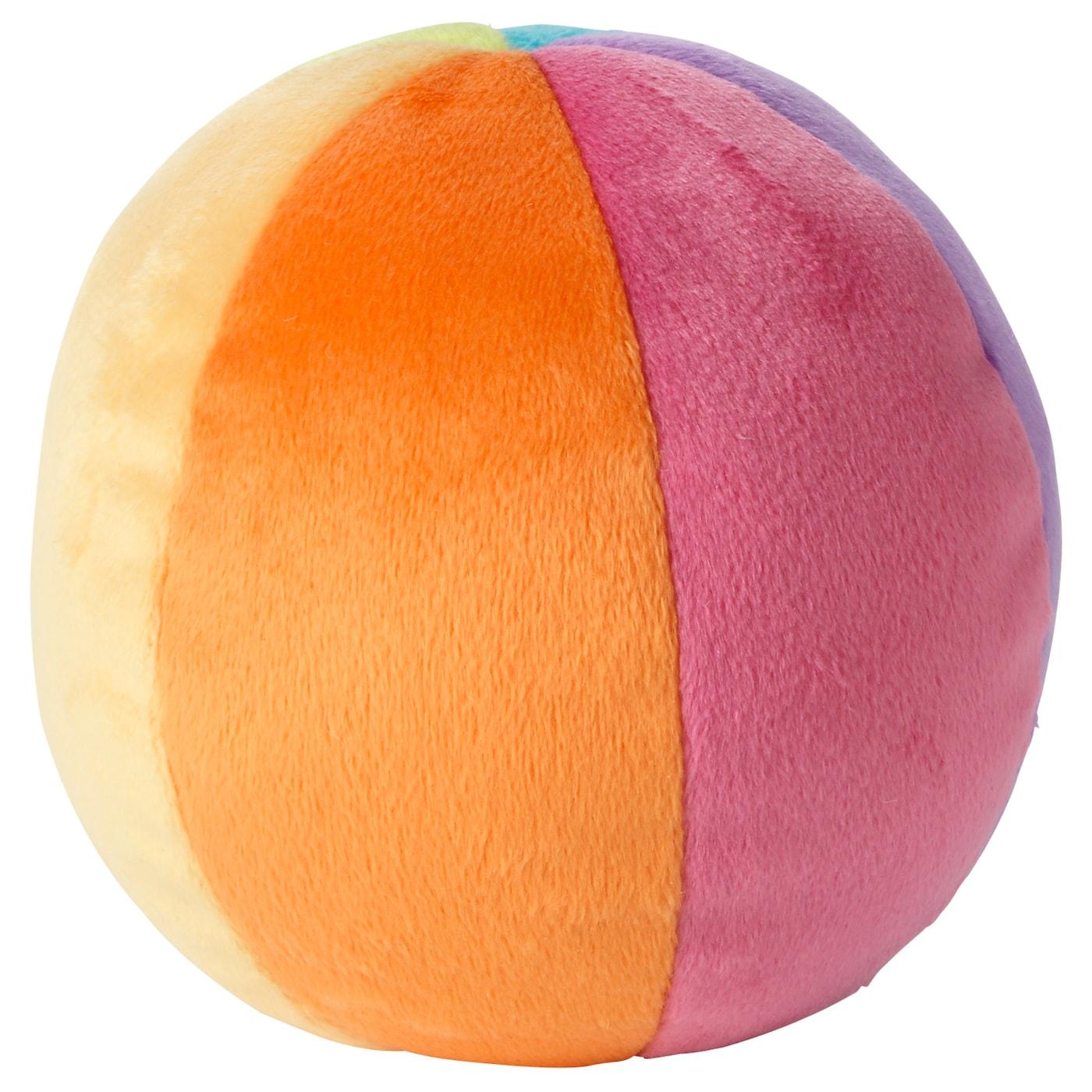 LEKA Soft toy ball Multicolour IKEA