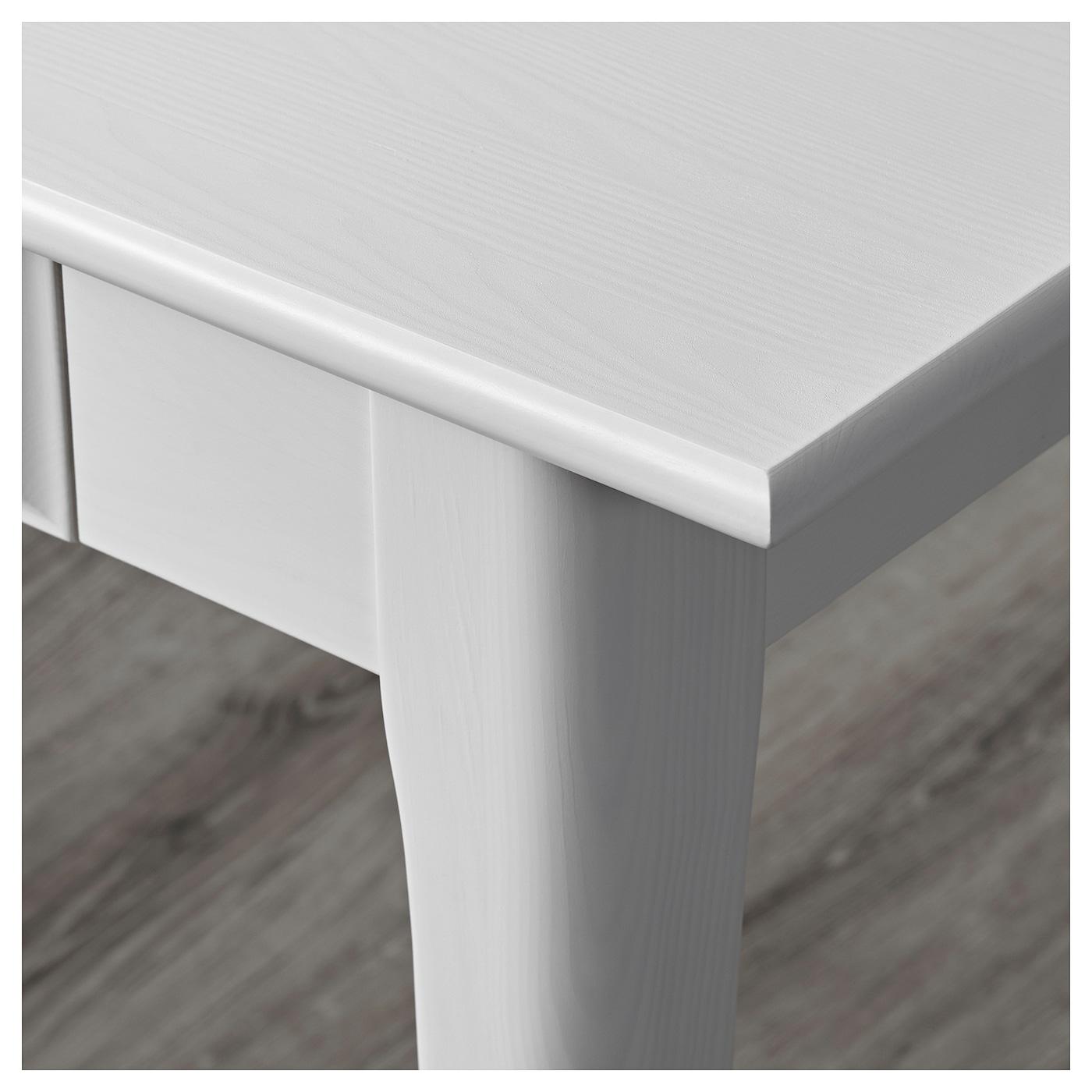 LEKSVIK Desk White 119x60 cm IKEA