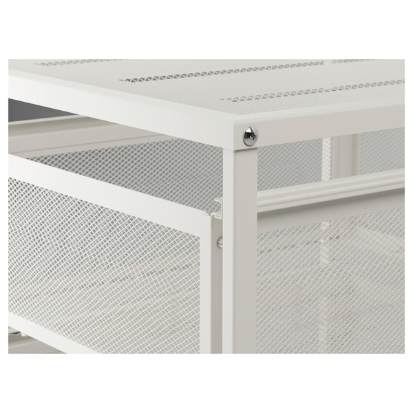 LENNART Drawer unit, white