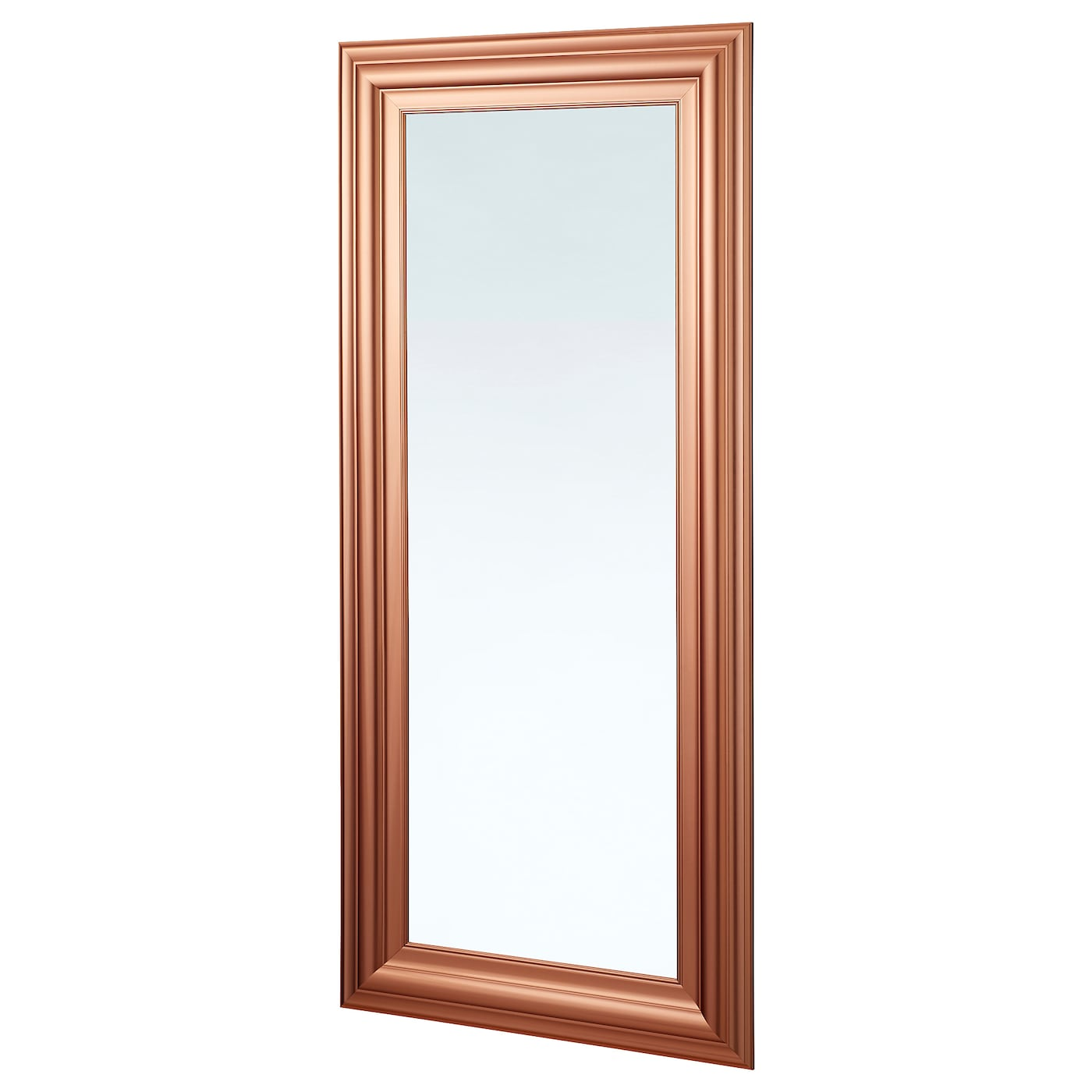 IKEA LEVANGER mirror Full-length mirror. Can be hung horizontally or vertically.