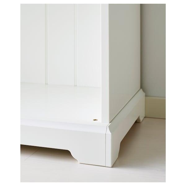 LIATORP bookcase white 96 cm 37 cm 214 cm 35 kg