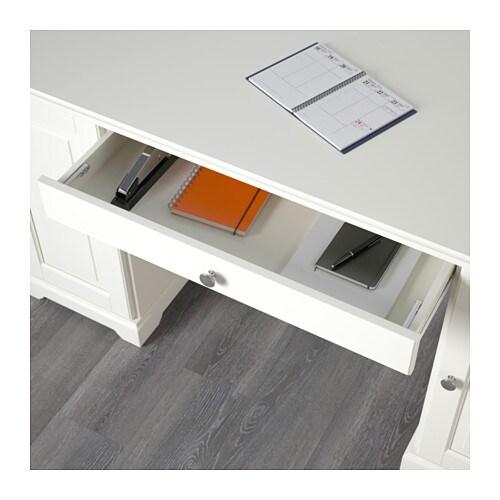 Liatorp desk white 145x65 cm ikea - Bureau d angle blanc ikea ...