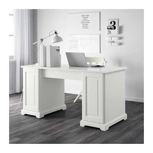 liatorp desk white 145x65 cm ikea. Black Bedroom Furniture Sets. Home Design Ideas