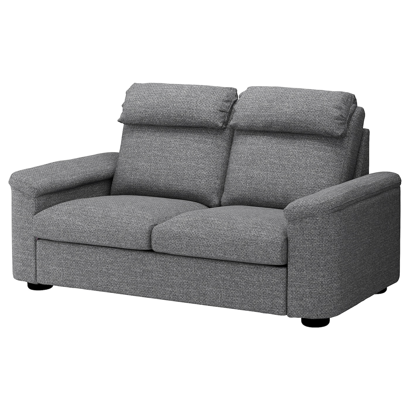 IKEA LIDHULT 2-seat sofa The cover is easy to keep clean since it is removable and machine washable.