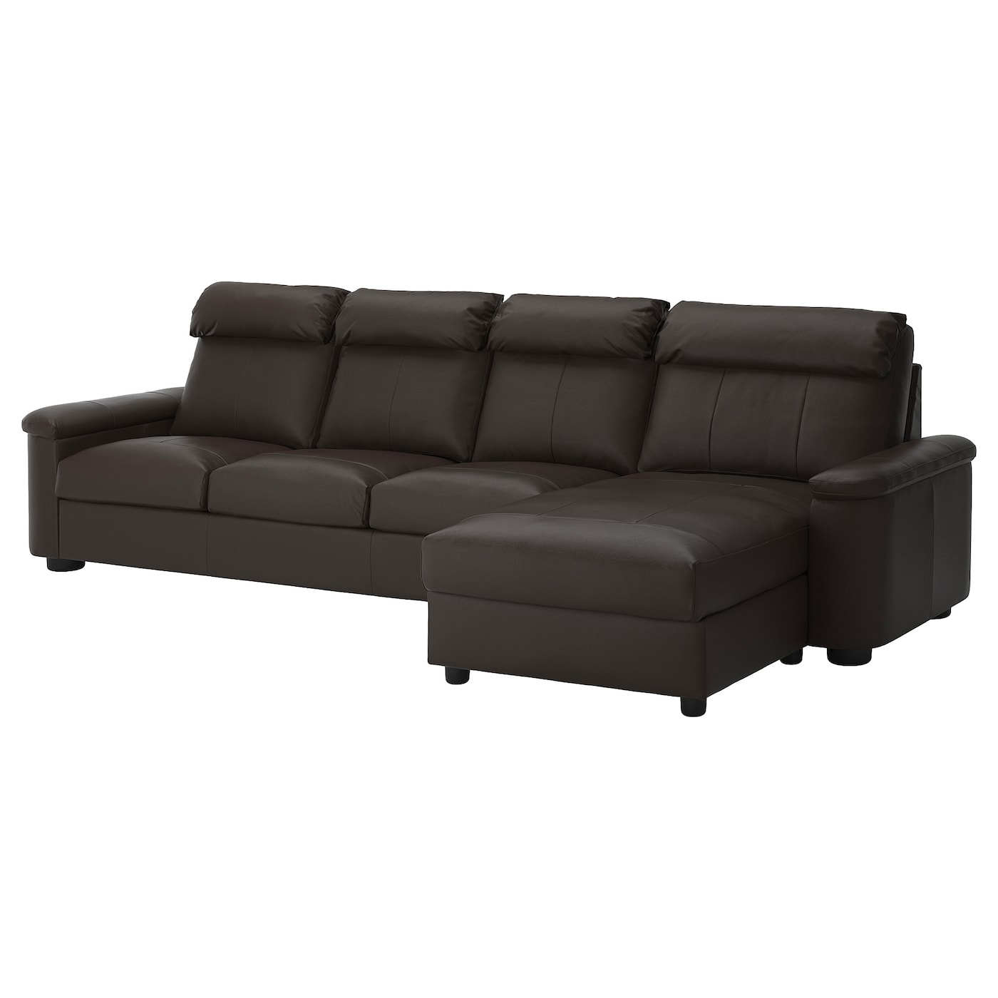 IKEA LIDHULT 4-seat sofa 10 year guarantee. Read about the terms in the guarantee brochure.