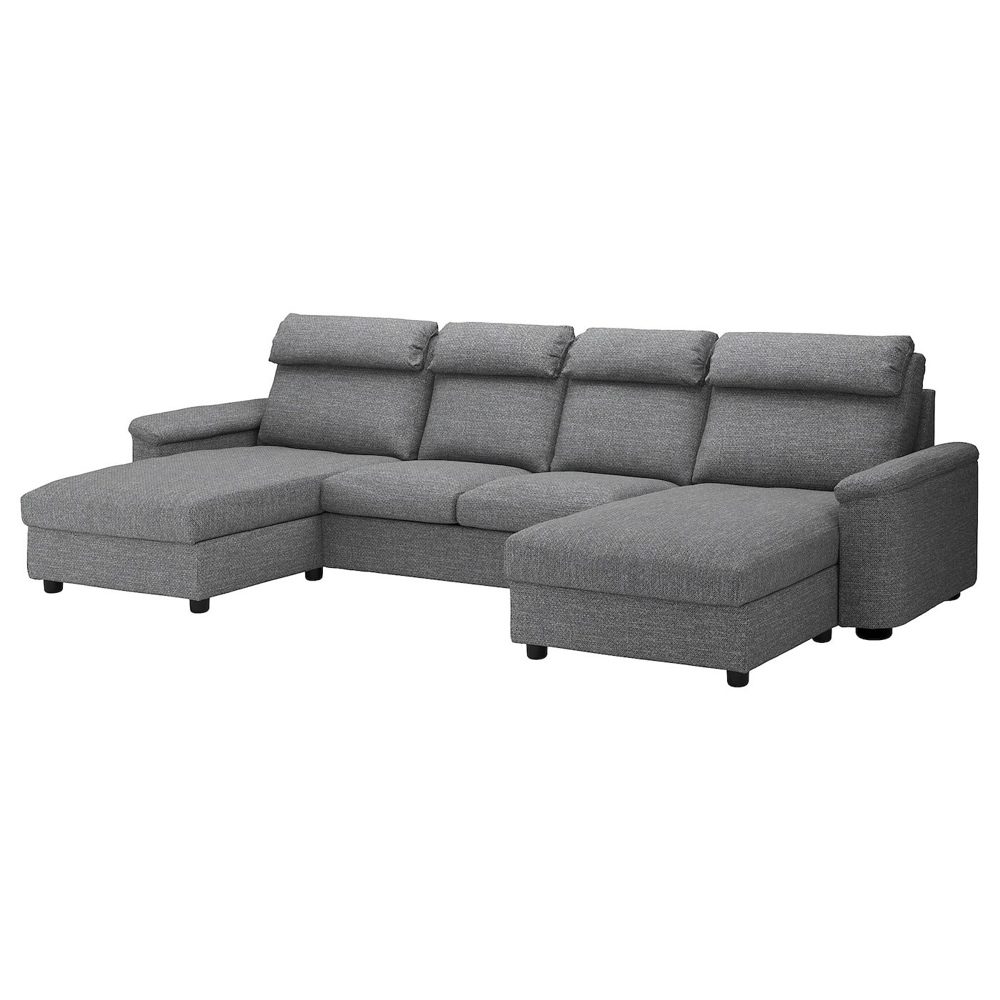 Ikea Lidhult 4 Seat Sofa The Cover Is Easy To Keep Clean Since It
