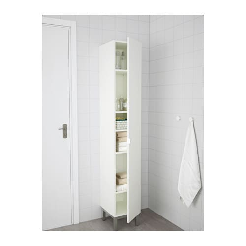 Ikea Badregal Lillangen ~ IKEA LILLÅNGEN high cabinet A good solution if you are short of space