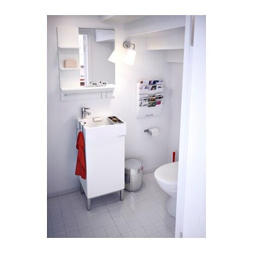 LILLÅNGEN Mirror White 60x11x78 cm - IKEA