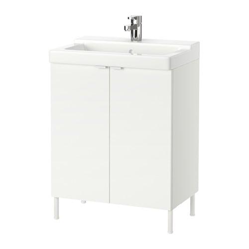 Charmant IKEA LILLÅNGEN/TÄLLEVIKEN Washbasin Cabinet With 2 Doors